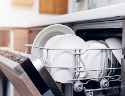 Top 4 Reasons For a Clog in Your Dishwasher